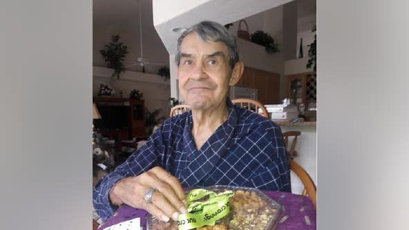 Central Florida deputies search for missing 76-year-old man