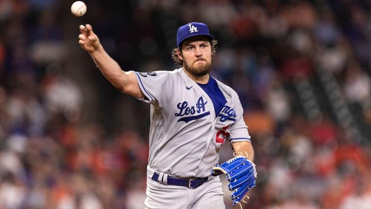Los Angeles Dodgers v. Houston Astros