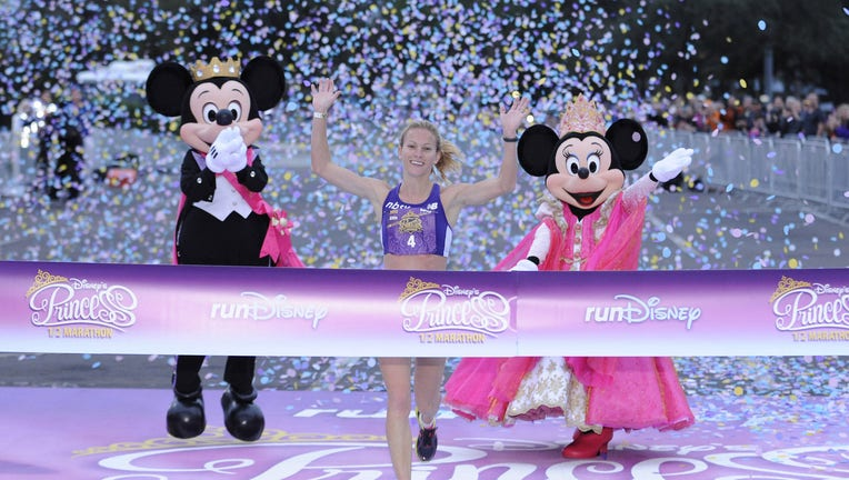 disney princess marathon