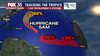 Sam expected to once again strengthen as 2 tropical waves follow