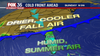 Temperatures to drop into the 50s, 60s across Central Florida