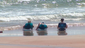 Volusia County Beach Safety prepares for busy holiday weekend