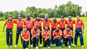 Orlando Galaxy participates in 10-week Cricket tournament