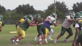 Liberty H.S. forced to sit out practice for a week after player tested positive for COVID