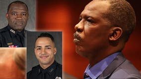 Widow of Kissimmee police officer speaks at hearing for convicted killer