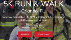 Tunnel to Towers 5K event to help raise money to build homes for families of injured, fallen heroes