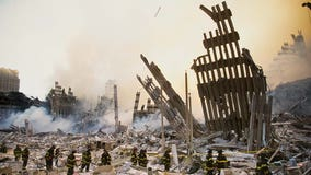Toxic dust from World Trade Center may still be causing illnesses 20 years later