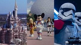 PHOTOS: Walt Disney World history by the decades