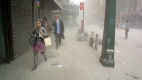 Photojournalist who documented Ground Zero on 9/11 recalls being on 'autopilot'