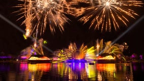 Disney to stream new firework shows ahead of 50th anniversary: How to watch