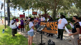 Florida hikes minimum wage to $10 per hour on Thursday