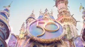'The magic is calling you': Disney releases new 50th anniversary commercial
