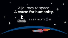 Inspiration4 payload will be auctioned to benefit St. Jude Children's Research Hospital