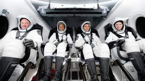 Regular people or astronauts? Inspiration4 crew gets their wings