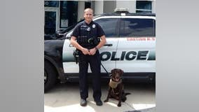 Clermont police welcome new bomb-sniffing K-9