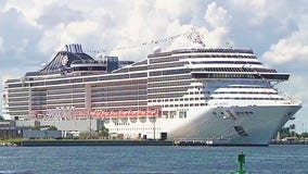 A look inside the MSC Divina, Port Canaveral's newest cruise ship