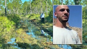 'Nothing to report' after two days of searching for Brian Laundrie in Florida preserve