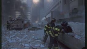 'Complete devastation': West Virginia first responder helped clear 9/11 wreckage