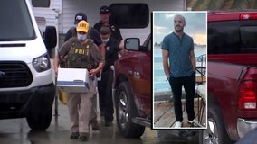 FBI removes loads of evidence from Laundrie family home in connection with Gabby Petito's disappearance