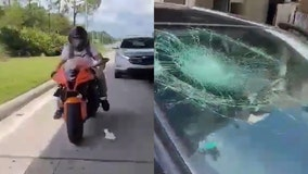 'I was scared': Florida woman says she was attacked during road rage incident