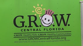 Paying it Forward: GROW Central Florida encourages kids to stay active