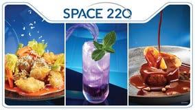 Prix fixe menus released for EPCOT's Space 220 restaurant