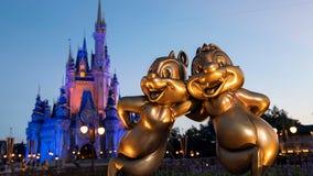 Disney's 'Fab 50' character sculptures unveiled at Magic Kingdom