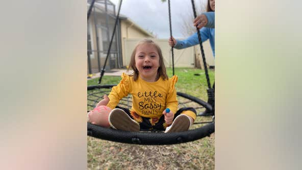 Mom praises police after daughter with Down syndrome mistakenly calls 911