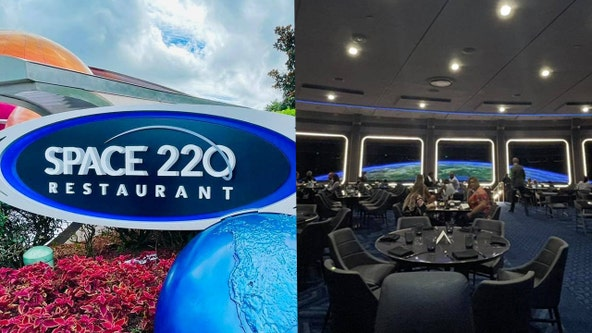 'Space 220' restaurant opens at Epcot: Menu and how to visit