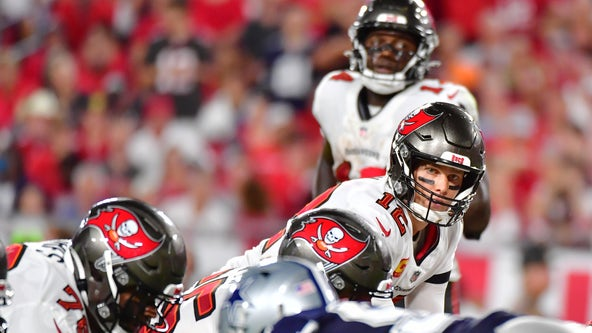 Tampa Bay Bucs to take on the Atlanta Falcons at home