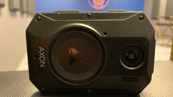 AXON Body 3 cameras help law enforcement officers fight crime