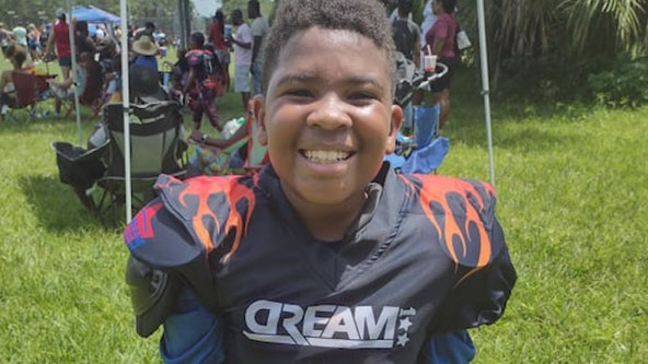 'My miracle baby': Mom of drowning victim says boy loved dancing, football and the beach