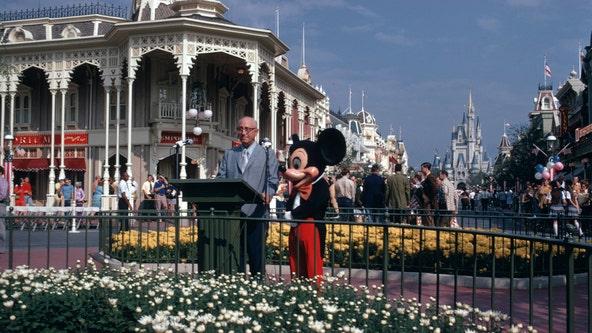 Dedication Day: Magic Kingdom celebrates its opening in 1971