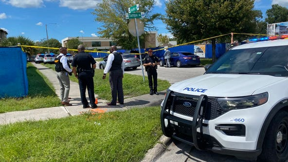 Orlando Police: 2 teens in custody, 1 wanted after officer-involved shooting