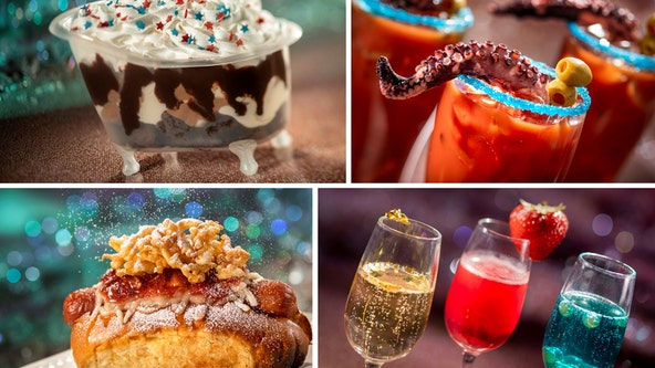 Foodie Guide: Disney 50th anniversary drinks, sweets and eats