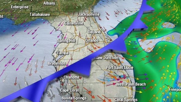 Coolest air since Spring coming to Central Florida: Here's when it arrives