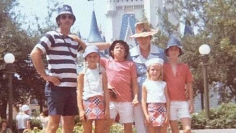 opening day magic kingdom woman remembers