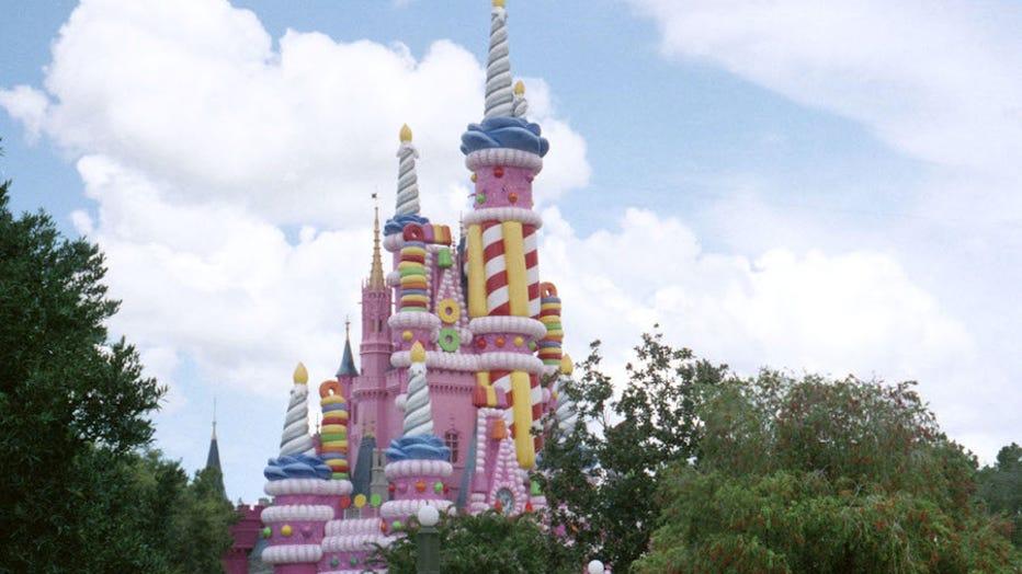 cinderella castle disney magic kingdom
