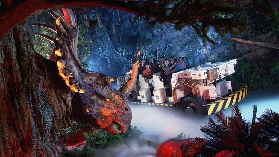 dinosaur animal kingdom walt disney world
