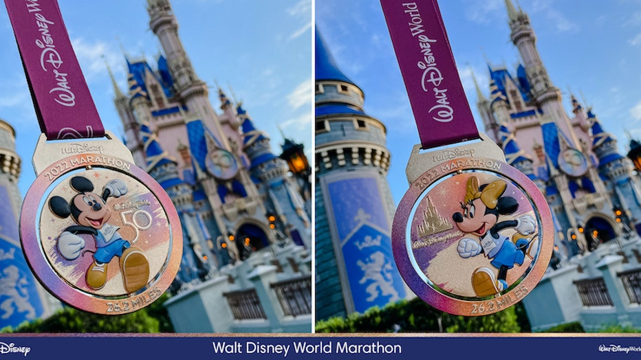 walt disney world marathon weekend