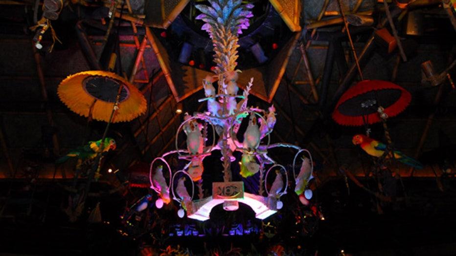 walt disney world enchanted tiki room