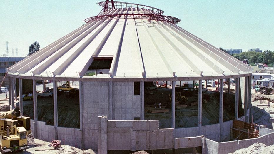 disneyland california space mountain n