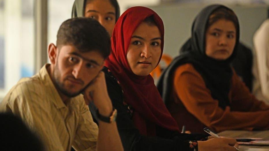 AFGHANISTAN-CONFLICT-WOMEN