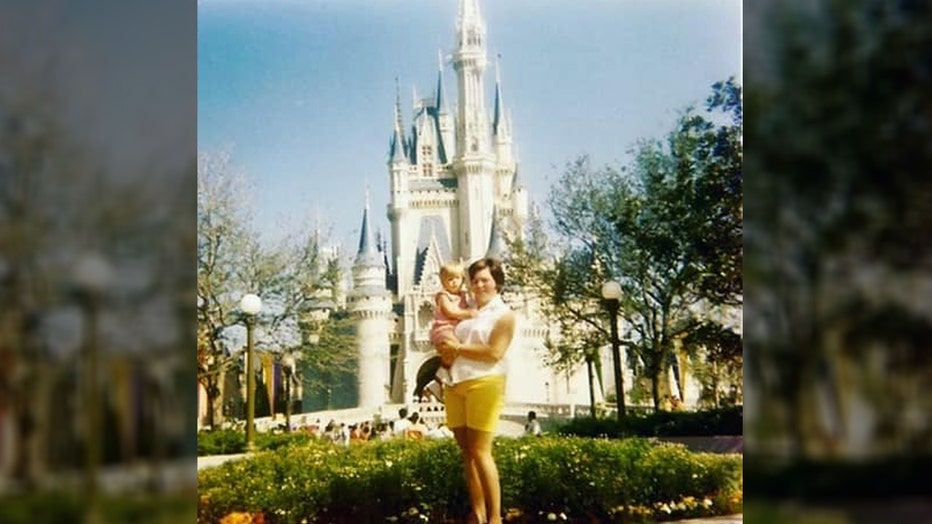 walt disney world magic kingdom opening day 1971