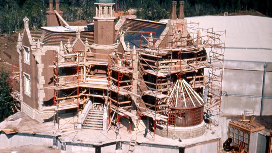 Haunted Mansion Walt Disney World