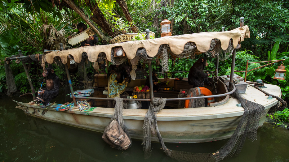 jungle cruise walt disney world