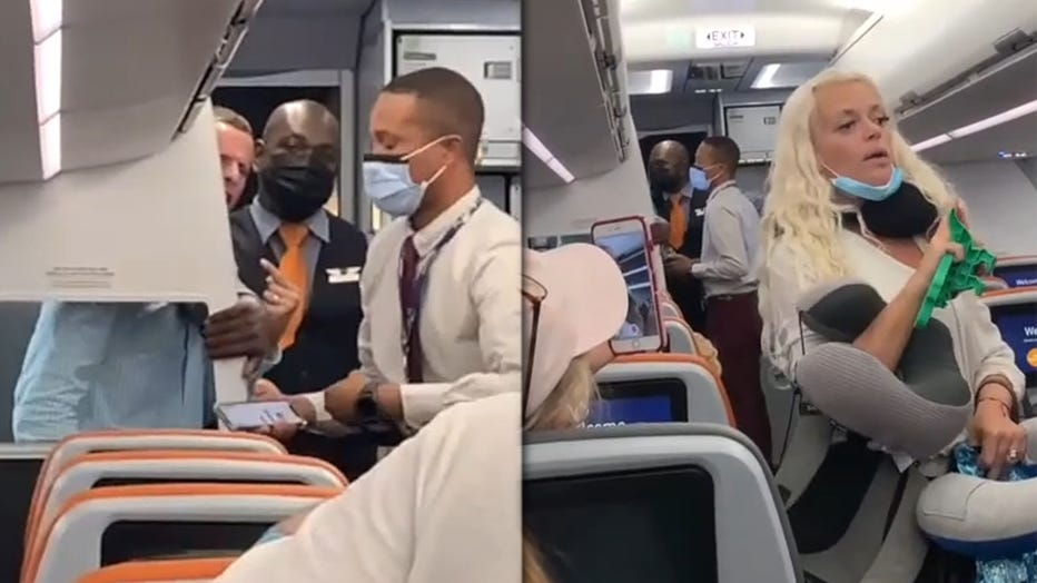 passengers JetBlue
