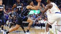 Knicks make 24 3s, cruise past rebuilding Magic 121-96