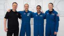 Crew-3 astronauts speak after arrival at Kennedy Space Center