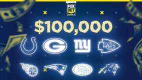 FOX Bet Super 6: NFL Week 7 picks, how to win $100,000 for free